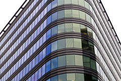 Generic Office Buildings Royalty Free Stock Photography