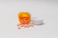 Generic pills Stock Photo