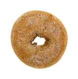 Generic plain cake donut with sugar granules Royalty Free Stock Images