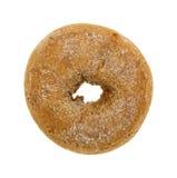 Generic plain cake donut with sugar granules Royalty Free Stock Images