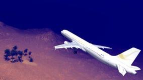 Generic plane Stock Image