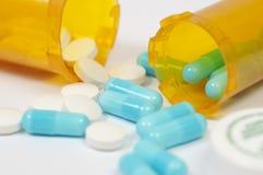 Generic prescription medicine royalty free stock photography
