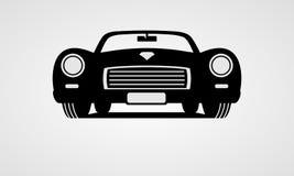 Generic retro car Stock Photo
