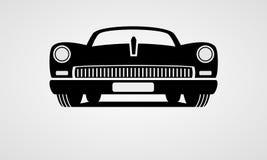 Generic retro car Stock Image