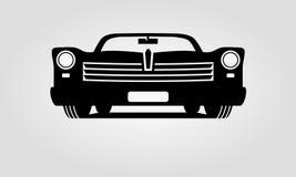 Generic retro car Royalty Free Stock Photography