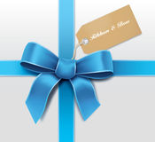 Generic ribbon image Royalty Free Stock Image