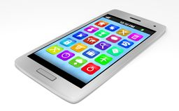 Generic Smartphone Stock Images