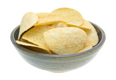 Generic Sour Cream And Onion Potato Chips Stock Photos