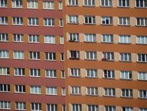 Generic Sovietic architecture Stock Photos