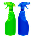 Generic spray bottles Stock Photo