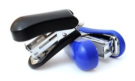 Generic staplers Royalty Free Stock Photos