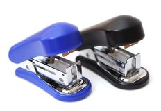 Generic staplers Stock Images