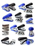 Generic staplers Royalty Free Stock Photos