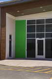 Generic store front Royalty Free Stock Photo