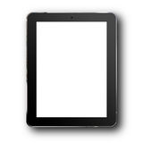 Generic Tablet. With drop shadow vector illustration