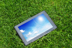 Generic tablet computer Stock Photography