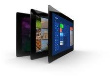 Generic tablets Stock Photos