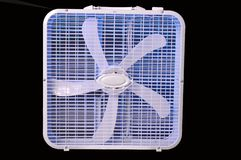 Generic white fan royalty free stock photos