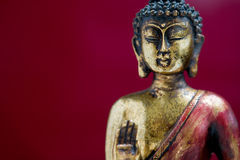 Generic zen buddha statue Royalty Free Stock Photo