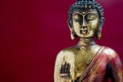 Generic zen buddha statue Royalty Free Stock Photo