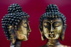 Generic zen buddha statue stock image