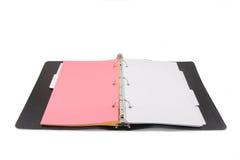 Generisch handboek Stock Afbeeldingen