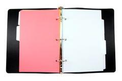 Generisch handboek royalty-vrije stock fotografie