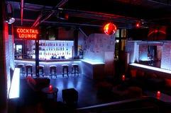 Generisch: Innerhalb des Nachtclubs stockbilder