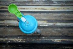 Generische Babyflasche oder sippy Schale Lizenzfreie Stockfotos