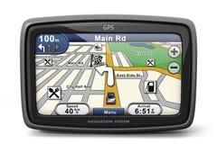 Generische GPS royalty-vrije illustratie