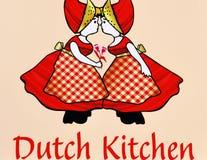 Generische Niederländische Küche Lizenzfreie Stockbilder
