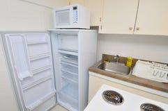 Generische schone keuken Stock Foto