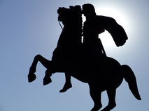 Generische Statue 1 Stockfoto