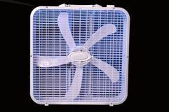 Generische witte ventilator royalty-vrije stock foto's