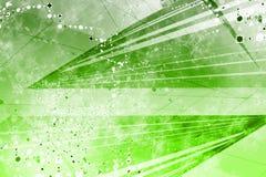 Generischer Grunge futuristischer abstrakter Hintergrund Stockbild