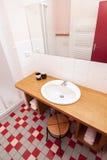 Generisches Badezimmer stockbild