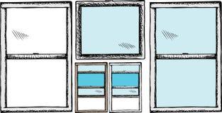 Generisches Windows vektor abbildung