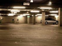 generisk bil Fotografering för Bildbyråer