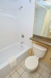 generisk dusch för område Royaltyfria Bilder
