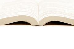 generisk handbok royaltyfri bild