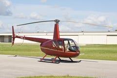 Generisk helikopter Fotografering för Bildbyråer