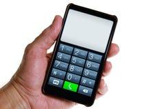 Generisk mobil telefon Fotografering för Bildbyråer