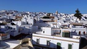 Generiska arkitektur-Conil-Andalusia Royaltyfri Fotografi