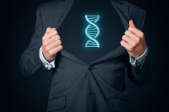 Genes for business Royalty Free Stock Images