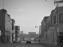 Genesee St. Rochester, NY brewery office Royalty Free Stock Photography
