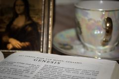 Genesis royalty free stock photography