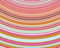 Genetic Art Heat Waves Multicolor Royalty Free Stock Photo