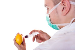 Genetic modification- concept Stock Photography