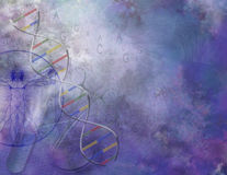 Genetica Stock Foto