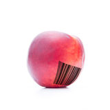 Genetically modified peach Royalty Free Stock Photo